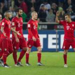 Bundesliga: Bayern Múnich 1- Borussia Mönchengladbach 3