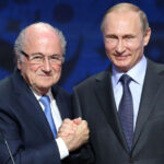 Putin pide el Premio Nobel de la Paz para Joseph Blatter