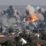 Bombardeos aliados dejan 49 muertos, incluyendo soldados sirios