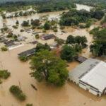 Brasil: Inundaciones dejan al menos 45 muertos y 40 mil damnificados