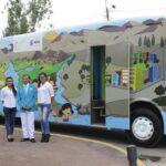 El Niño: Bus de ANA promueve acciones de prevención