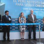 CADE 2015: Marisol Espinoza pide elevar nivel del debate político