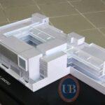 Universidad Bausate: Exponen avance de obras de nuevo pabellón