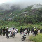 Chanchamayo: Desalojan a invasores de tierras en La Merced