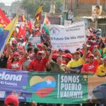 Venezuela: Chavistas se movilizarán por instalación de Parlamento