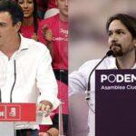 Socialistas españoles favorables a pactar con Podemos