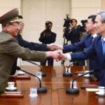 Coreas celebran reunión de alto nivel para estrechar lazos