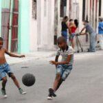 El Real Madrid proyecta enseñar fútbol a niños en Cuba