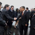 Presidente Humala viajará en enero al Foro Económico en Davos
