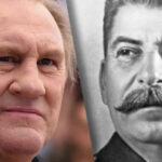 Gerard Depardieu, ya ruso, será Stalin en película