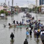 India: 325 muertos y dos millones de afectados por lluvias