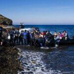 Turquía: Mueren 18 refugiados al hundirse embarcación