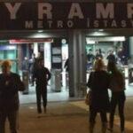 Estambul: Explosión en metro deja un muerto y 6 heridos (VIDEO)
