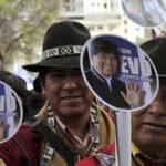 Bolivia: 45 % Cree que Evo Morales carece de sucesor