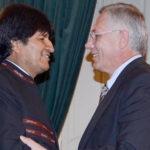 Evo Morales se reunirá con asesores de la demanda contra Chile