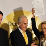 Venezuela: Expresidentes latinoamericanos 'preocupados' por elecciones