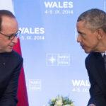 Hollande y Obama reafirman frente común contra el terrorismo