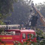 India: Mueren los diez ocupantes de avión militar al estrellarse