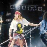 Guns N' Roses regresa en 2016 con la gente de siempre