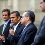 Ollanta Humala: Aprobación sube cuatro puntos en enero