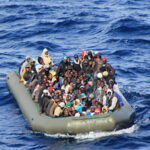 Italia rescata a 3,500 inmigrantes en el mar en 36 horas