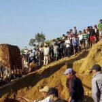Birmania: Decenas de muertos en un alud en mina de jade