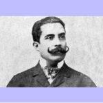 Efemérides del 14 de mayo: nace José Santos Chocano