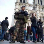 Europa recibe Año Nuevo con fuertes medidas de seguridad