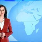 Katy Perry es 'chica del tiempo' por calentamiento global