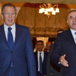 Cancilleres de Rusia y Turquía se reunieron hoy en Belgrado