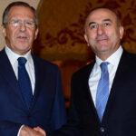 Lavrov anuncia que se reunirá con su colega turco en Belgrado