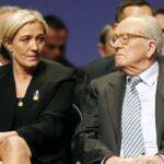 Francia investigará el patrimonio de Jean-Marie y Marine Le Pen