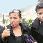 Gerald Oropeza: Detienen a su madre por llevar celular y USB al penal