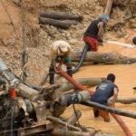 Minería ilegal: Destruyen 86 campamentos en Madre de Dios