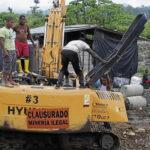 Ecuador: Juez impone 5 años de cárcel a acusados de minería ilegal