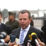 Nadine Heredia: Ministro aclara sobre foto con comandantes de las FFAA
