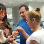 Moria Casán detenida en Paraguay por robo de joyas