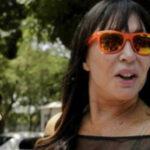 Moria Casán ya en libertad volvió a Argentina para Navidad