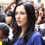 Nadine Heredia será citada en marzo a Comisión Lava Jato
