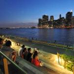 Nueva York vive fiestas navideñas más calurosas de los últimos 20 años