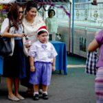Navidad en Tailandia: Una fiesta cristiana en territorio budista