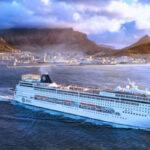 Cuba recibe crucero 'Ópera' con 1,749 turistas (VIDEO)