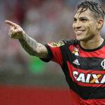 Paolo Guerrero 9° entre los 42 mejores extranjeros en liga brasileña