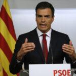 PSOE: Sector crítico intenta moción de censura contra Pedro Sánchez