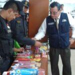 Sullana: Alistan operativos para evitar venta de pirotécnicos
