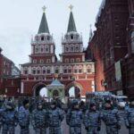 Rusia: Moscú cierra la Plaza Roja esta Nochevieja al público