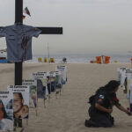 Realizan homenaje a 61 policías asesinados este año en Río