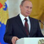 Putin recortará plantilla de  ministerios desde el 1 de enero