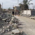 Estado Islámico abandonó Ramadi en escombros
