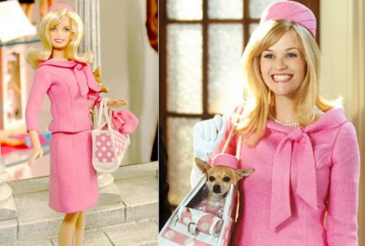 Reese Witherspoon Protagonizar 237 A Historia De Barbie border=